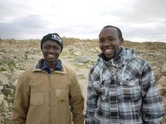 The Kenyan connection