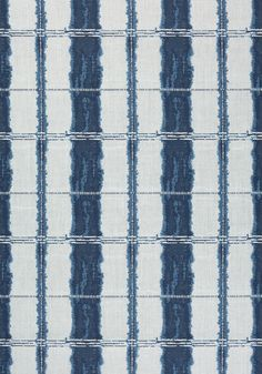 SUKI, Marine Blue, W80798, Collection Solstice from Thibaut