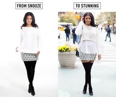 10 Easy Ways to Look Instantly Less Frumpy - Cosmopolitan.com