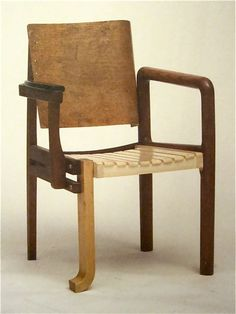 "Martino Gamper, ""Fixed"" (4/14/2006), 100 Chairs in 100 Days"