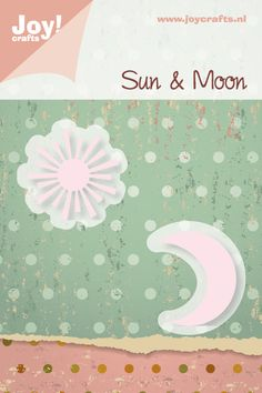 6002/0286 Noor! Design Sun & Moon