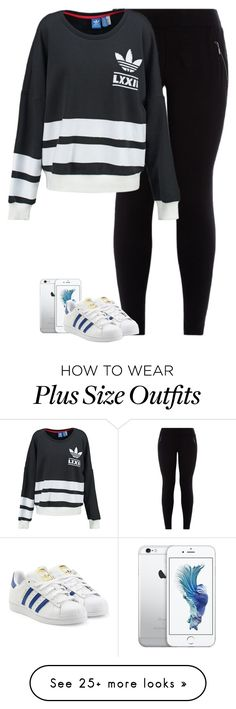 """Angel with Eleanor"" by fanny483 on Polyvore featuring adidas Originals"