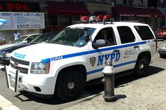 NYPD, Chevy Tahoe