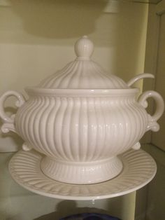 Made in Japan lovely soup tureen.
