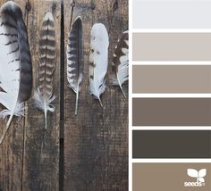 Rustic Tones | design seeds | Really rough and perfect.