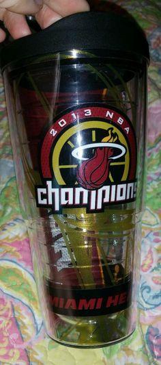 Tervis Tumbler #Miami Heat 2013 #NBA Finals Champions 24oz. Wrap. New! from $14.99