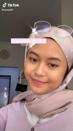 hijab tutorial Stylish Hijab, Modest Fashion Hijab, Modern Hijab Fashion, Street Hijab Fashion, Hijab Fashion Inspiration, Muslim Fashion, Casual Hijab Outfit, Modesty Fashion, Hijab Dress