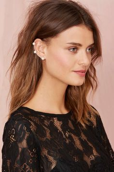 Islinda Ear Cuff | Shop What's New at Nasty Gal