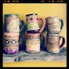 Kilnhouse Studio Mugs