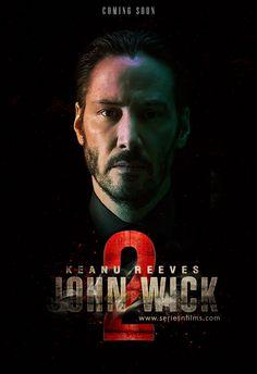 john wick 2 poster seriesnfilmscom John Wick Chapter 2