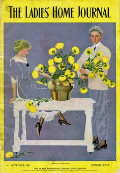 Coles Phillips : Cover art for The Ladies Home Journal