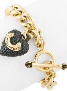 Juicy Couture ♥✤ bracelet / Pulsera Juicy Couture