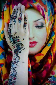 seeta qasemie henna