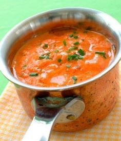 Paprikasaus Paprika Sauce, I Want Food, Love Food, Tapenade, Vegetarian Recipes, Cooking Recipes, Healthy Recipes, Bolognese, Quick Healthy Meals