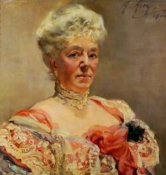 Petit Galerie d'Art: Anna Airy. Mrs Telford Simpson