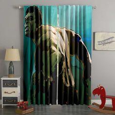 Boys Room Curtains, 3d Curtains, Elegant Curtains, Printed Curtains, Custom Curtains, Panel Curtains, Curtain Designs, Shop Window Displays, Fabric Material