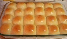 Great for  Easy Big Fat Yeast Rolls 1 cup warm water 1 pkg active dry yeast ¼ cup sugar… 1 tsp salt 3 tbls softend butter (or non-dairy equivalent) 1 egg, beaten 3 cups flour Method Put water and yeast in large mixing bowl and add next. Easy Yeast Rolls, Easy Rolls, Sweet Yeast Rolls Recipe Easy, Easy Hot Roll Recipe, Yeast Rolls Recipe Pioneer Woman, Recipe For Homemade Yeast Rolls, Buttermilk Yeast Rolls Recipe, School Yeast Rolls Recipe, Old Fashioned Yeast Rolls Recipe