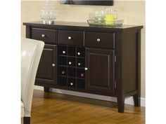 D32860 In By Ashley Furniture In Johnstown, NY   Dining Room Server    Cabinet Servers   Pinterest   Dining Room Server, Room And Kitchens