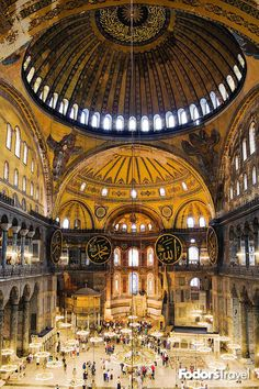 From touring the Hagia Sophia to sailing the Aegean Sea, you won't find a shortage of activities to do in Turkey. Beautiful Buildings, Beautiful Places, Stuff To Do, Things To Do, Mein Land, Backpacking India, Underground Cities, Hagia Sophia, Great Vacations