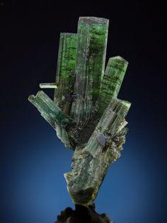 ELBAITE Santa Rosa Mine, Itambacuri, Doce Valley, Minas Gerais, Brazil