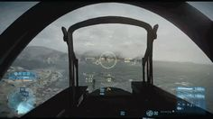 #Battlefield 3 Airplane Phone
