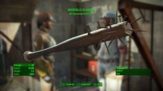 Fallout These Are 7 Best and Ultra Rare Melee Weapons Fallout 4 Weapons, Fallout Four, Fallout Tips, Fallout 4 Mods, Top Mods, Vault Tec, Lethal Weapon, Fall Out 4, Drawing Models