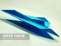 Best Paper Planes: How to make a paper airplane that Flies FAST & FAR | Spirit Dragon [HD] - YouTube