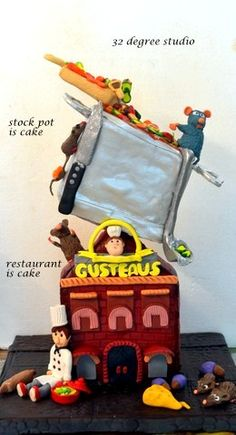 gusteaus whimsical cake