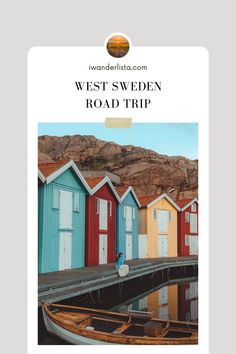 Best things to see and do on a 7 Day West Sweden Road Trip. See Gothenburg, stay in unique accommodations and enjoy the beautiful nature. Top Place, Bucket List Destinations, Sweden Travel, Gothenburg, Travel Inspiration, Road Trip, Places To Visit, Good Things, Unique