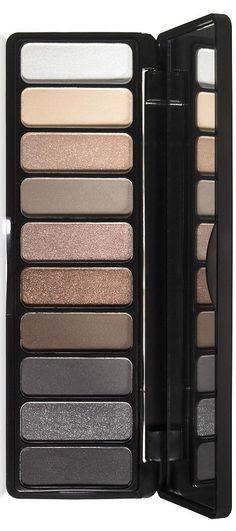 e.l.f. Studio Eyeshadow Palette in Smoky (June 2015)
