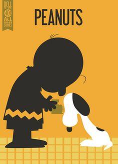 Peanuts Comic Book