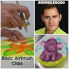 Basic Airbrush Class October 13, 2014 305-228-8883