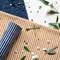 Loopback Sweatshirting, Toffee / Vanilla (WIDE) | NOSH Fabrics Spring & Summer 2016 Collection - Shop at en.nosh.fi | Kevään 2016 malliston kankaat saatavilla nyt nosh.fi