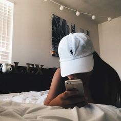 hat ralph lauren polo white polo shirt polo hat tumblr