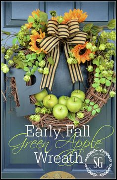 EARLY FALL WREATH-TITLE PAGE-stonegableblog.com