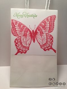 Stampin' Up!, Swallowtail Christmas, Swallowtail, More Merry Messages