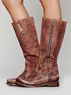 Free People Bowman Tall Zip Boot
