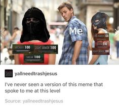 The Elder Scrolls V: Skyrim is an open world action role-playing video game developed by Bethesda Game Studios and published by Bethesda Softworks. The Elder Scrolls, Elder Scrolls Memes, Elder Scrolls Skyrim, Gamer Humor, Gaming Memes, Fallout, Geeks, Skyrim Funny, Scrolls Game