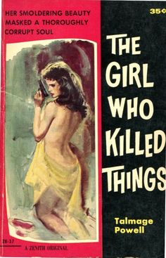 The Girl Who Killed Things