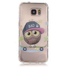 Clear Coque Fundas Plating TPU Case for Samsung Galaxy S6 S7 Edge Plus Note 5 S5 J7 J5 J3 A3 A5 A7 2016 Soft TPU Caso Cover