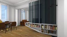 crer une chambre dans un grand studio la maison france 5 rubrique changer