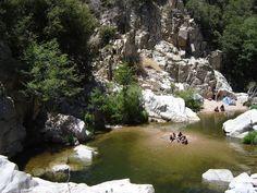 big falls san bernardino national forest forest falls