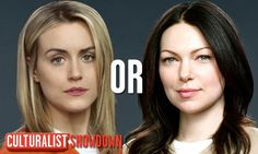 It's an Orange Is The New Black showdown!  Retweet for Piper Chapman Favorite for Alex Vause  *You can do both*