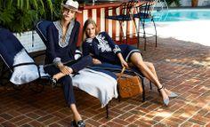Tory Burch Resort 2014 Lookbook
