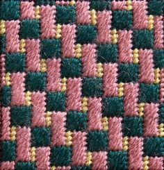 Stitch 28 - Open Plaiting