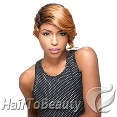 Sensationnel Instant Fashion Synthetic Wig ALLY, 14.95