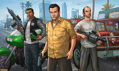 Grand-Theft-Auto-5-Art-by-PB.jpg (1700×1020)