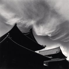 Michael Kenna, Afternoon Clouds, Myoshi Temple, Kyoto, Japan, 2001