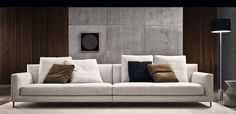 Minotti couch for living room...dying for a sofa like this - http://www.homedecoratings.net/minotti-couch-for-living-room-dying-for-a-sofa-like-this