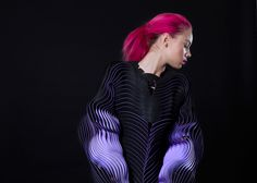 Katherine Roberts-Wood RCA graduate fashion collection 2014